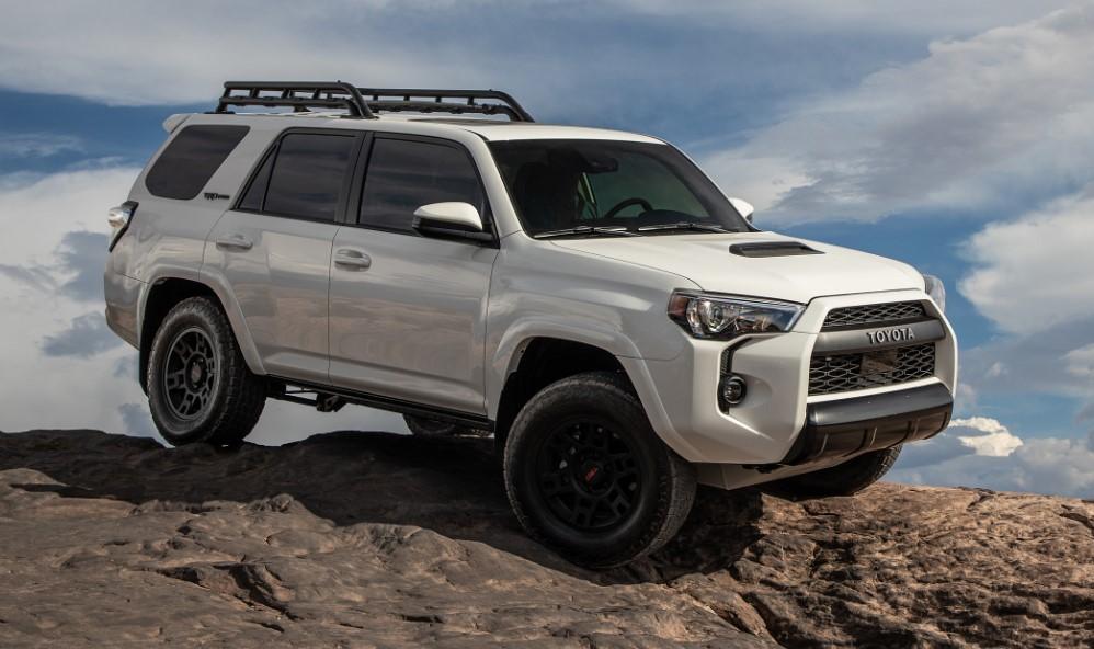 2020 Toyota 4Runner release