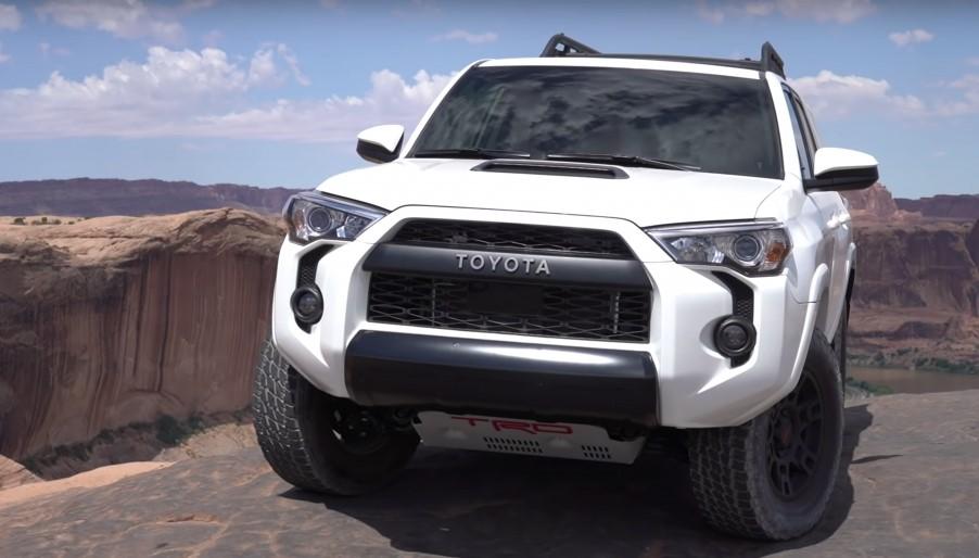 2020 Toyota 4Runner new