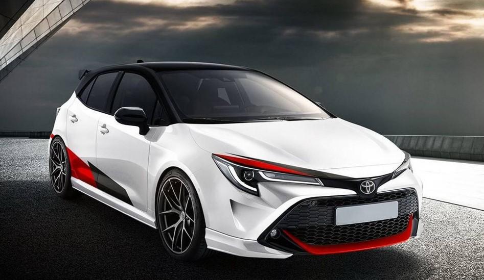 2021 Toyota Corolla GRMN