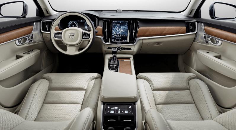 2020 Volvo S90 Msrp Interior