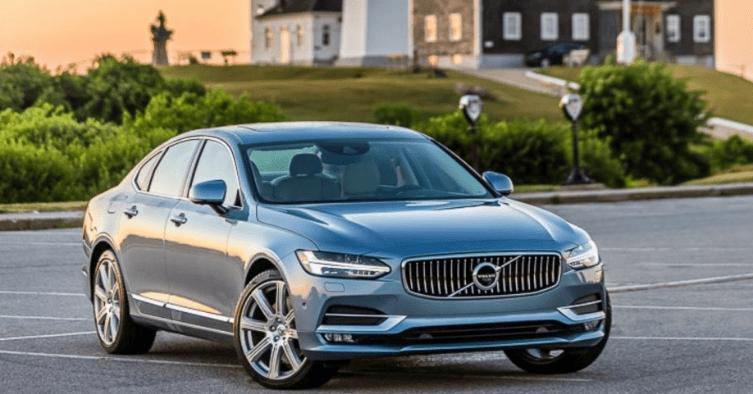2020 Volvo S90 Msrp Release Date