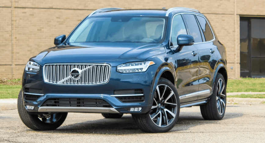 2020 volvo xc90 hybrid t8 excellence colors, release date