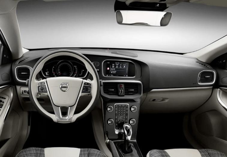 2021 Volvo S40 Canada Interior